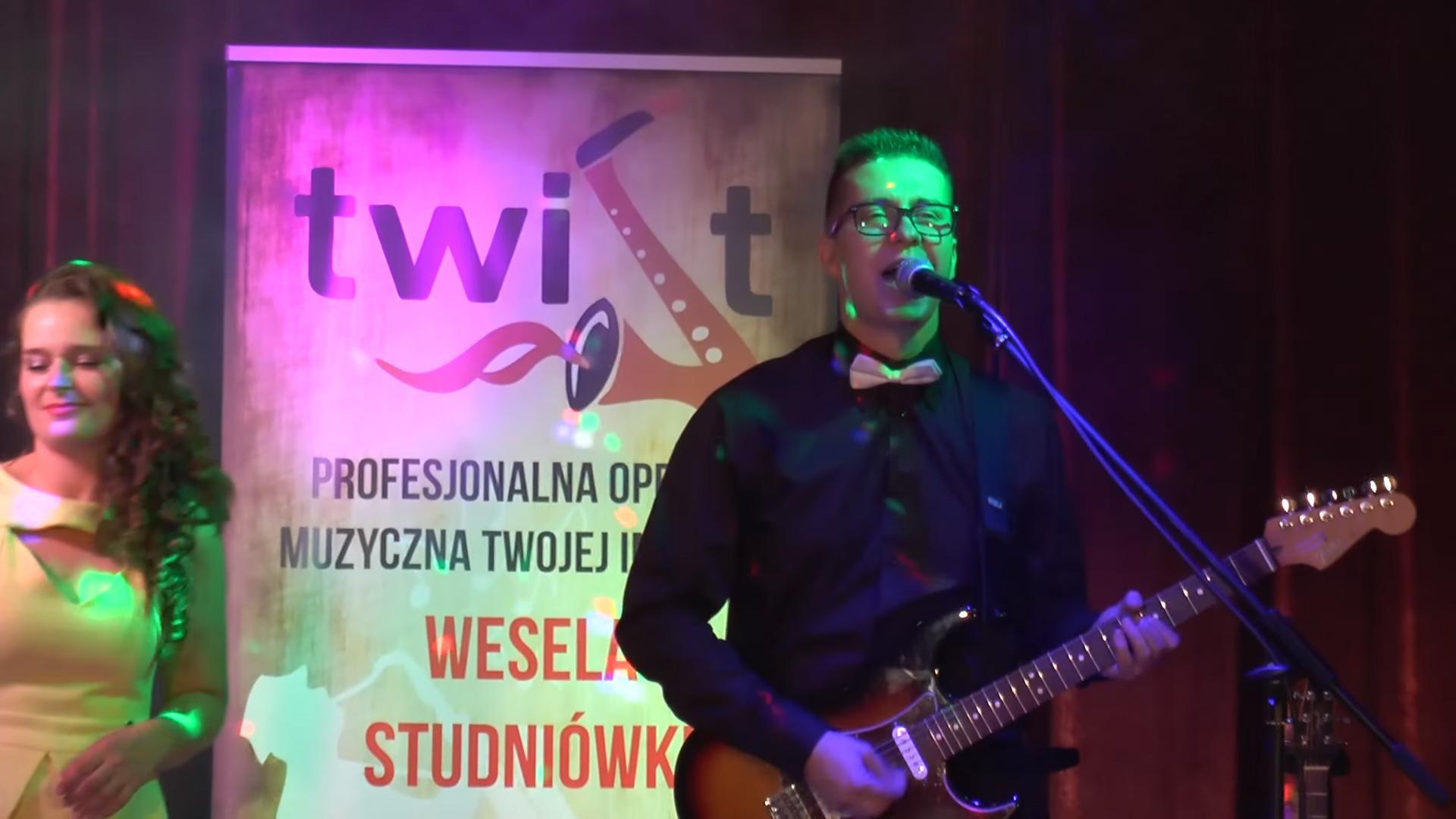 Zespół TWIST – Blue Suede Shoes. Katowice, Kraków